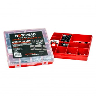 NotcHead® - Braided Line Clamp Builder Kit