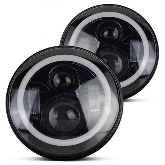 Nova-Lux® - Round LED Headlights