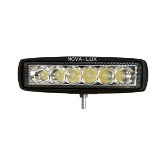 Nova-Lux® - Slim 18W Flood Driving Light