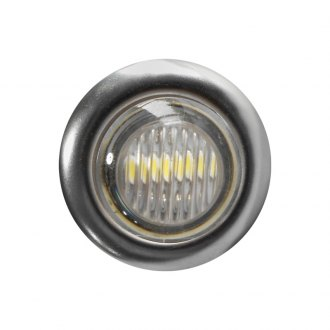 "Nova-Lux® - Mini 1"" Round LED Side Marker Light"