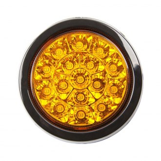 "Nova-Lux® - 4"" Round LED Turn Signal/Parking Light"