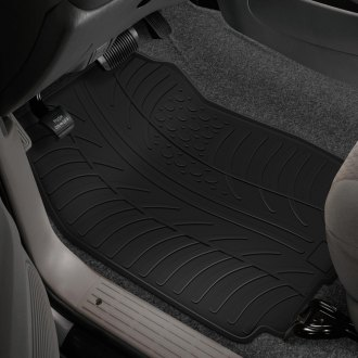 Novline® - Gledring™ 1st & 2nd Row Black Floor Liners Set