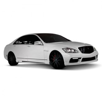 NR Automobile® - Facelift Model Wide Body Kit