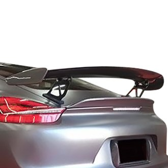 NR Automobile® - GT4 Style Wing Spoiler