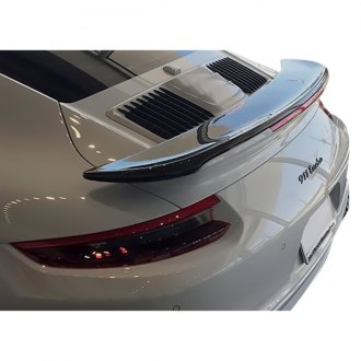 NR Automobile® - OE Style Carbon Fiber Rear Wing