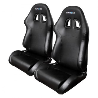 NRG Innovations® - Ferrari XM2 Style Racing Seats
