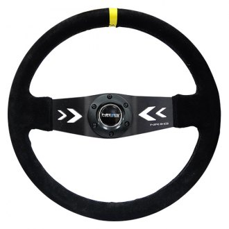 NRG Innovations® - 2-Spoke Reinforced Steering Wheel