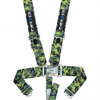 NRG Innovations® - 5 Points SFI Latch Link Seat Belt Harness