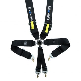 NRG Innovations® - 5 Points FIA Cam Lock Seat Belt Harness