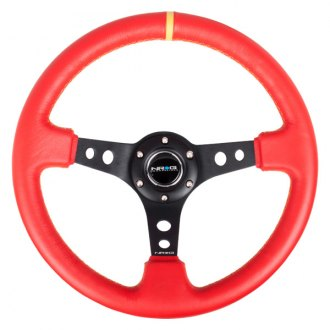 NRG® - 3-Spoke Sport Steering Wheel with Center Marking