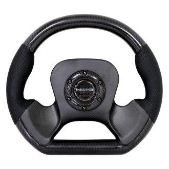 NRG® - 2-Spoke Carbon Fiber Steering Wheel