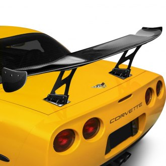 "NRG Innovations® - 69"" Carbon Fiber Rear Spoiler"