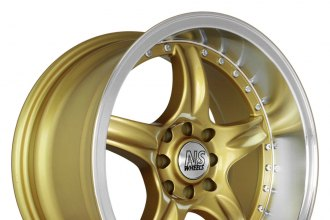 NS SERIES® - DC01 Gold with Polished Lip
