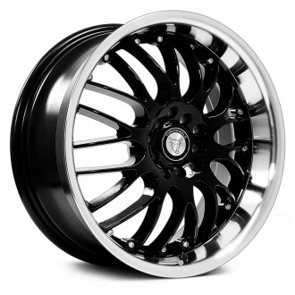 NS SERIES® - TR9003 Black with Machined Lip