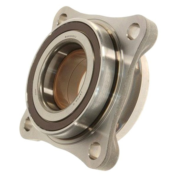 NSK® - Front Axle Shaft Bearing Assembly