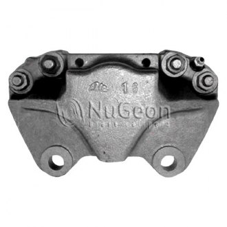 NuGeon® - Premium Semi-Loaded Remanufactured Front Passenger Side Brake Caliper