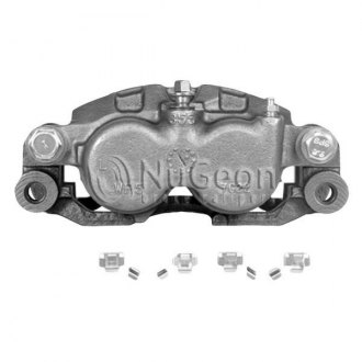 NuGeon® - Premium Semi-Loaded Remanufactured Brake Caliper