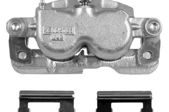NuGeon 22-17312-1 - Rear Driver Side Premium Semi-Loaded Remanufactured Brake Caliper