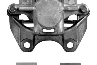 NuGeon 22-17397L - Rear Driver Side Premium Semi-Loaded Remanufactured Brake Caliper