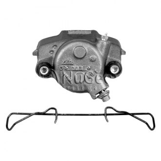 NuGeon - Front Driver Side Premium Semi-Loaded Remanufactured Brake Caliper