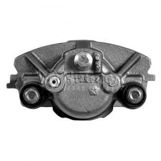 NuGeon® - Premium Semi-Loaded Remanufactured Front Brake Caliper