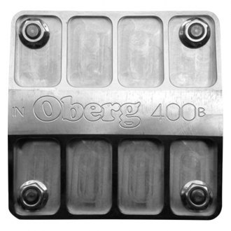 Oberg Filters® - 400 Series Aluminum Billet Oil Filter