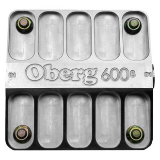 Oberg Filters® - 600 Series Aluminum Billet Oil Filter