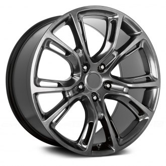 OE CREATIONS® - 137 Dark Hyper Silver