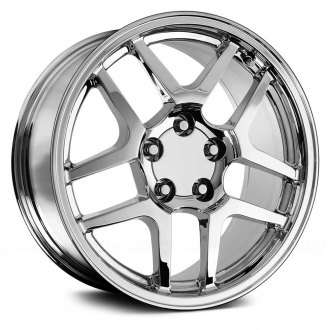 OE PERFORMANCE® - 105C Chrome