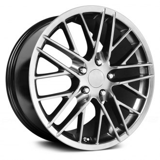 OE PERFORMANCE® - 121H Dark Hyper Silver