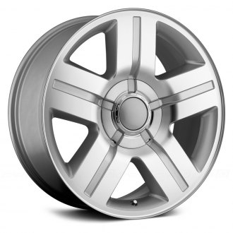 OE PERFORMANCE® - 147S Silver with Machined Face