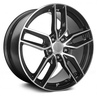OE PERFORMANCE® - 160BM Gloss Black with Machined Face