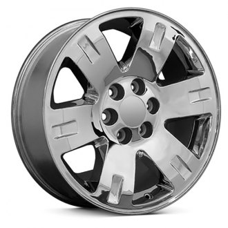 "OE Wheels® - 20"" Replica 6 Spokes Chrome Factory Alloy Wheel"
