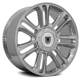 "OE Wheels® - 20"" Replica 7 Double Spokes Chrome Factory Alloy Wheel"