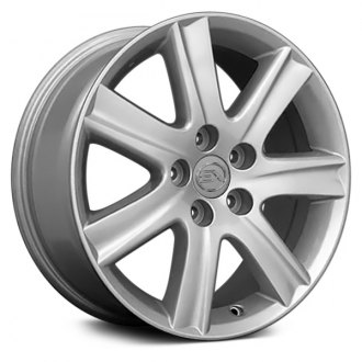 "OE Wheels® - 17"" Replica 7 Spokes Silver Factory Alloy Wheel"