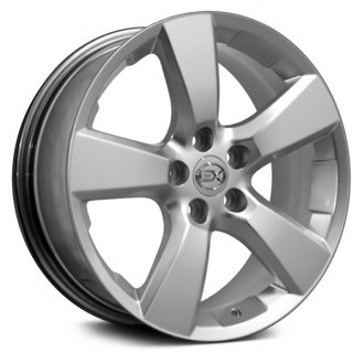 "OE Wheels® - 18"" Replica 5 Spokes Factory Alloy Wheel"
