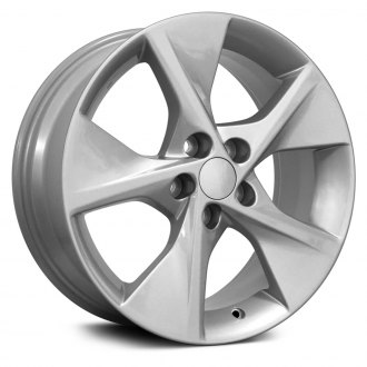 "OE Wheels® - 18"" Replica 5 Spokes Silver Factory Alloy Wheel"