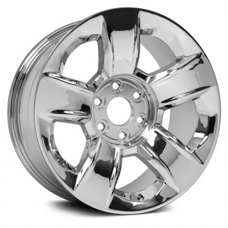 "OE Wheels® - 20"" Replica 5 Spokes Chrome Factory Alloy Wheel"