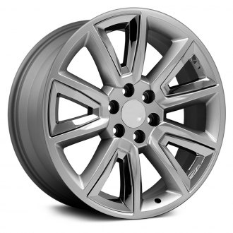 "OE Wheels® - 20"" Replica 5 V Spokes Factory Alloy Wheel"
