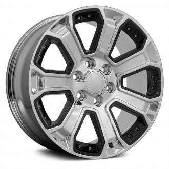 "OE Wheels® - 20"" Replica 7 Spokes Factory Alloy Wheel"