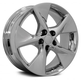 "OE Wheels® - 18"" Replica 5 Spokes Chrome Factory Alloy Wheel"