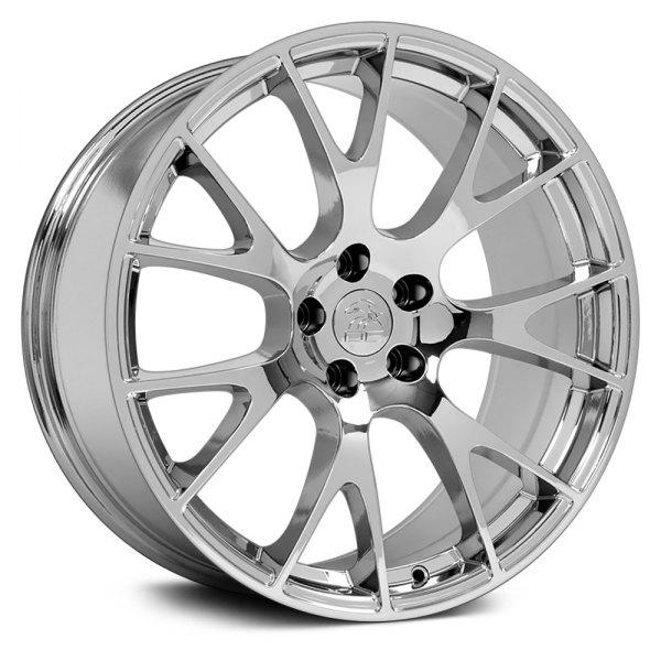 oe wheels dodge charger srt8 2007 20 7 y spoke chrome alloy 2007 Dodge Charger SRT8 oe wheels 20 x 9 7 y spoke chrome alloy factory wheel