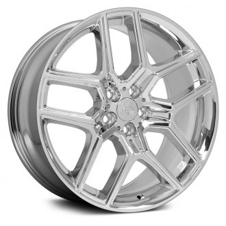 "OE Wheels® - 20"" Replica 5 Y Spokes Chrome Factory Alloy Wheel"
