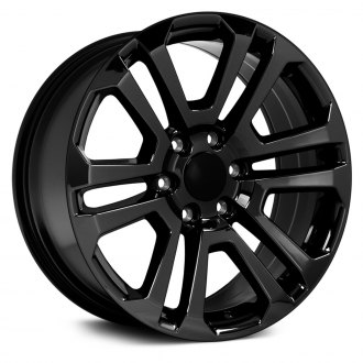 "OE Wheels® - 20"" Replica 6 V Spokes Factory Alloy Wheel"