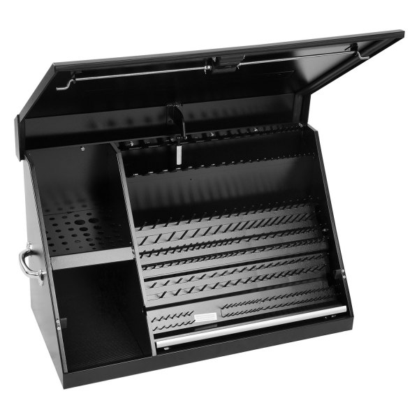 "OEM Tools® - Black 36"" Portable Steel Toolbox"