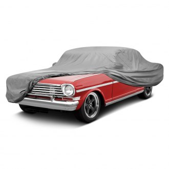OER® - Weather Blocker™ Plus Gray Car Cover