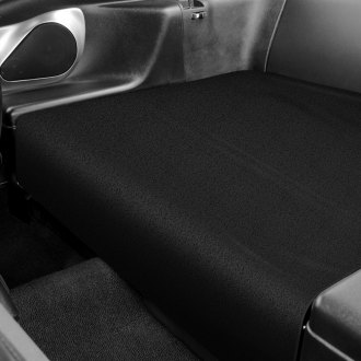 OER® - Molded Fold Down Replacement Rear Seat Carpet