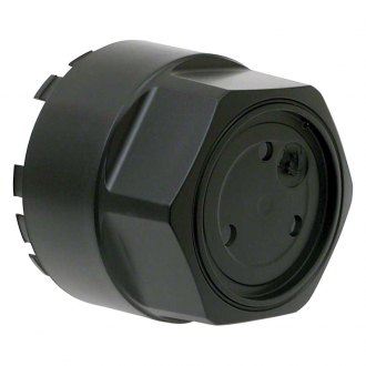 OER® - Black Wheel Center Cap Without Emblem