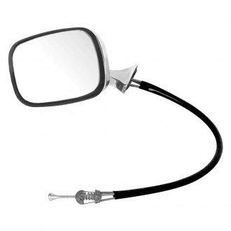 OER® - Manual View Mirror (Non-Foldaway, Non-Heated)