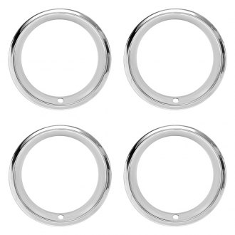 OER® - Stainless Steel Wheel Trim Rings